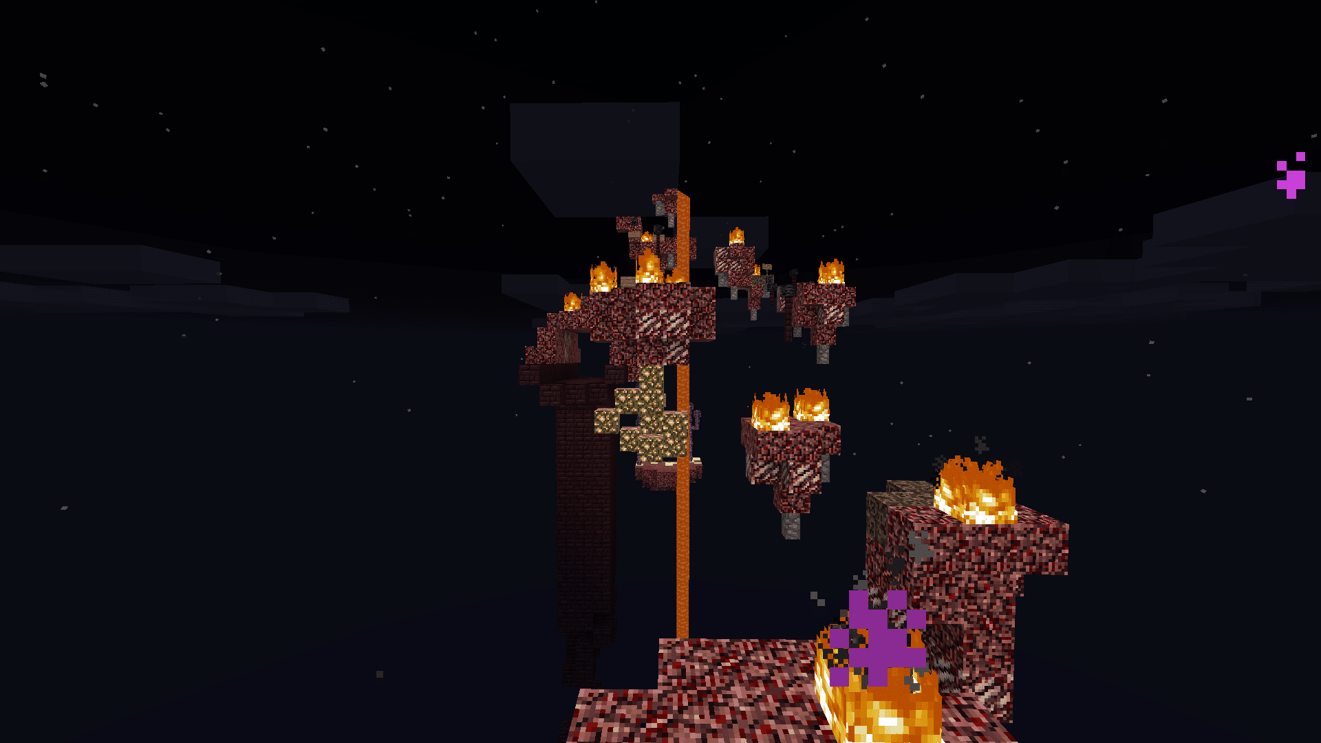 nether de Biome Run