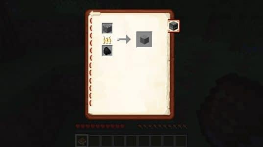 craft stone minecraft