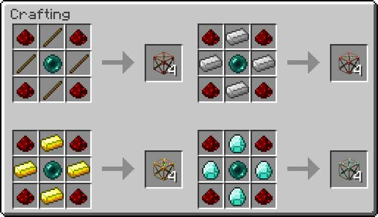 vanishing_recipe de MalisisBlocks