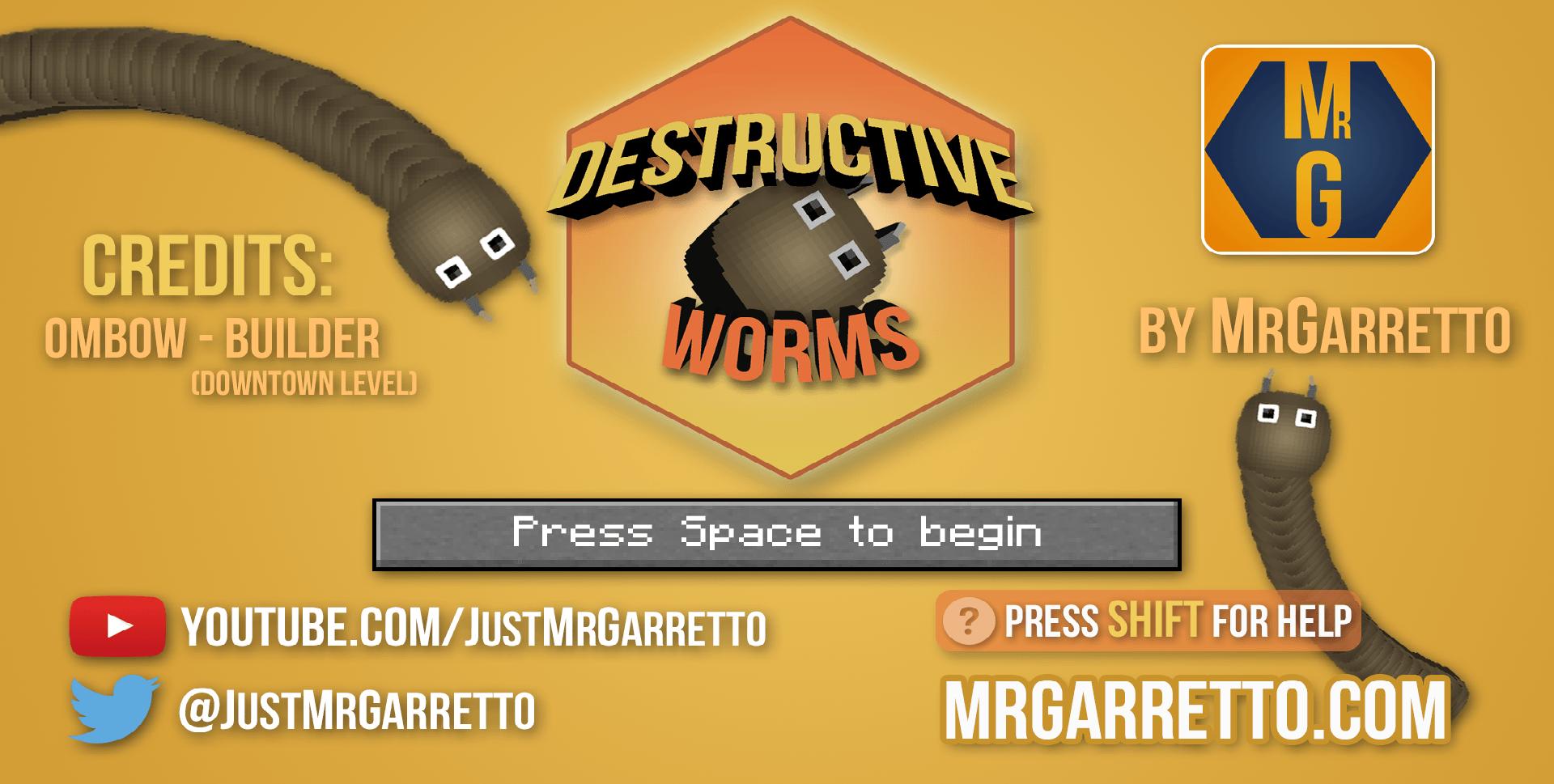 Destructive Worms - 0
