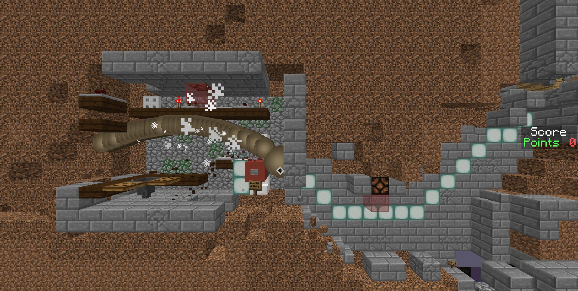 Destructive Worms - 1