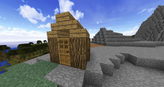 Pocket building