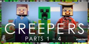 Lego Minecraft Creepers - Une