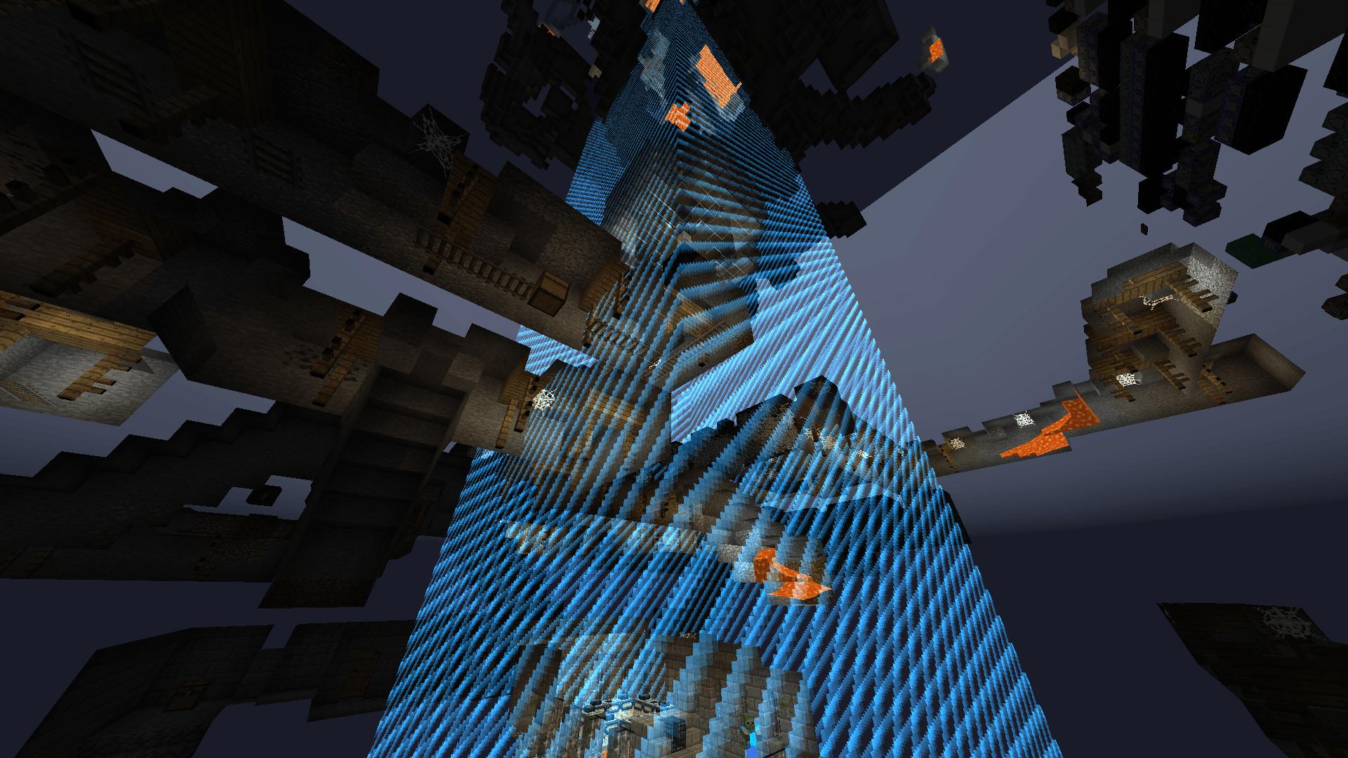 Captive Minecraft