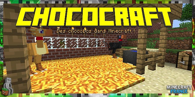 Photo of [Mod] Chococraft [1.7.10|1.8]