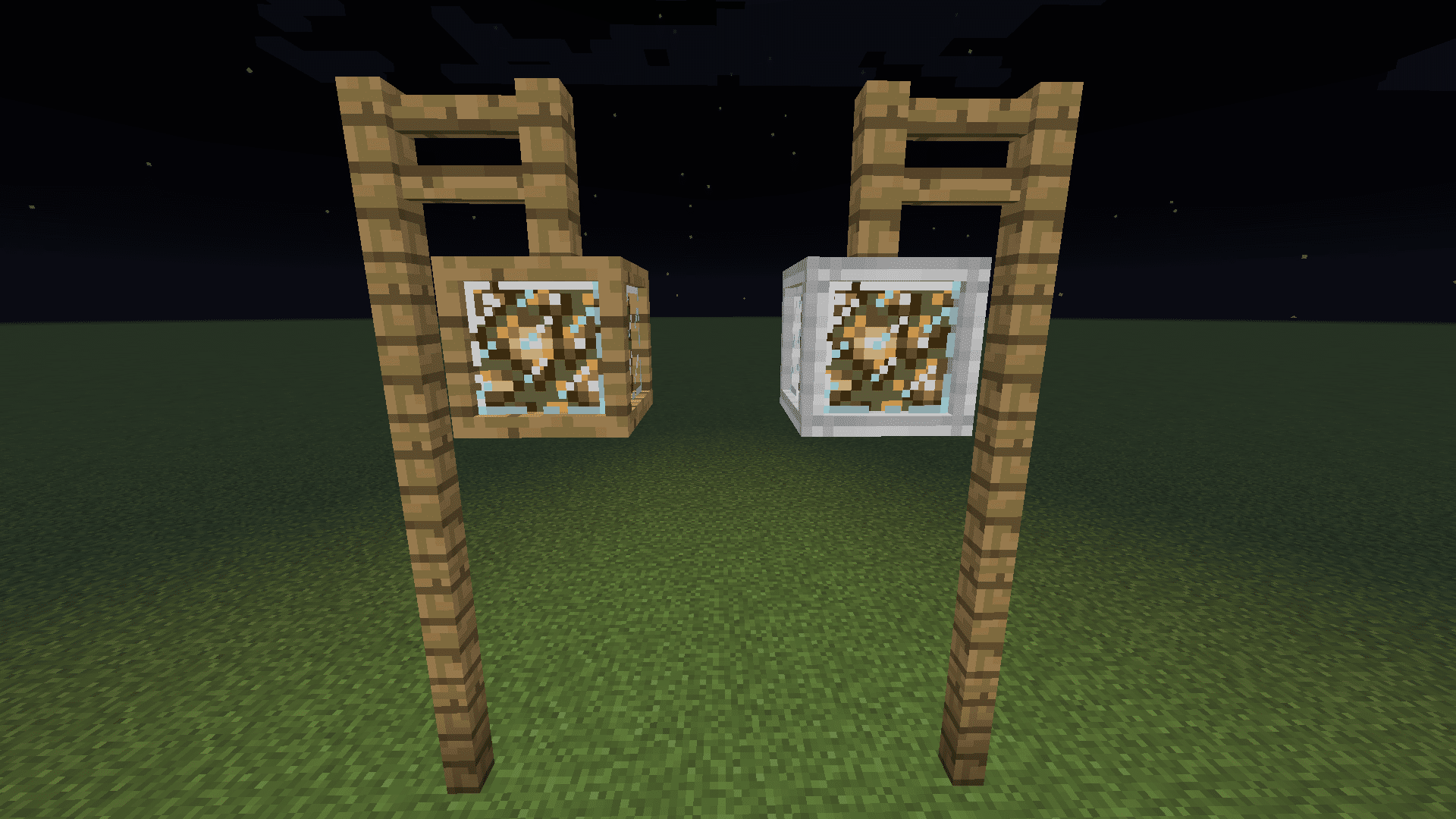 lampadaires de lux lighting - Lampadaire Minecraft