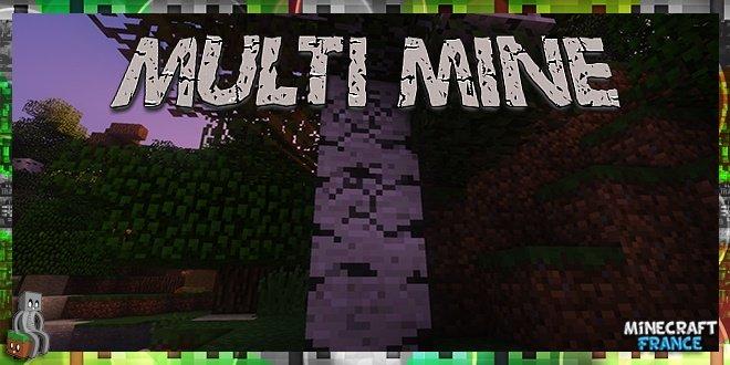 Photo of [Mod] Multi Mine [1.7.10 – 1.12]