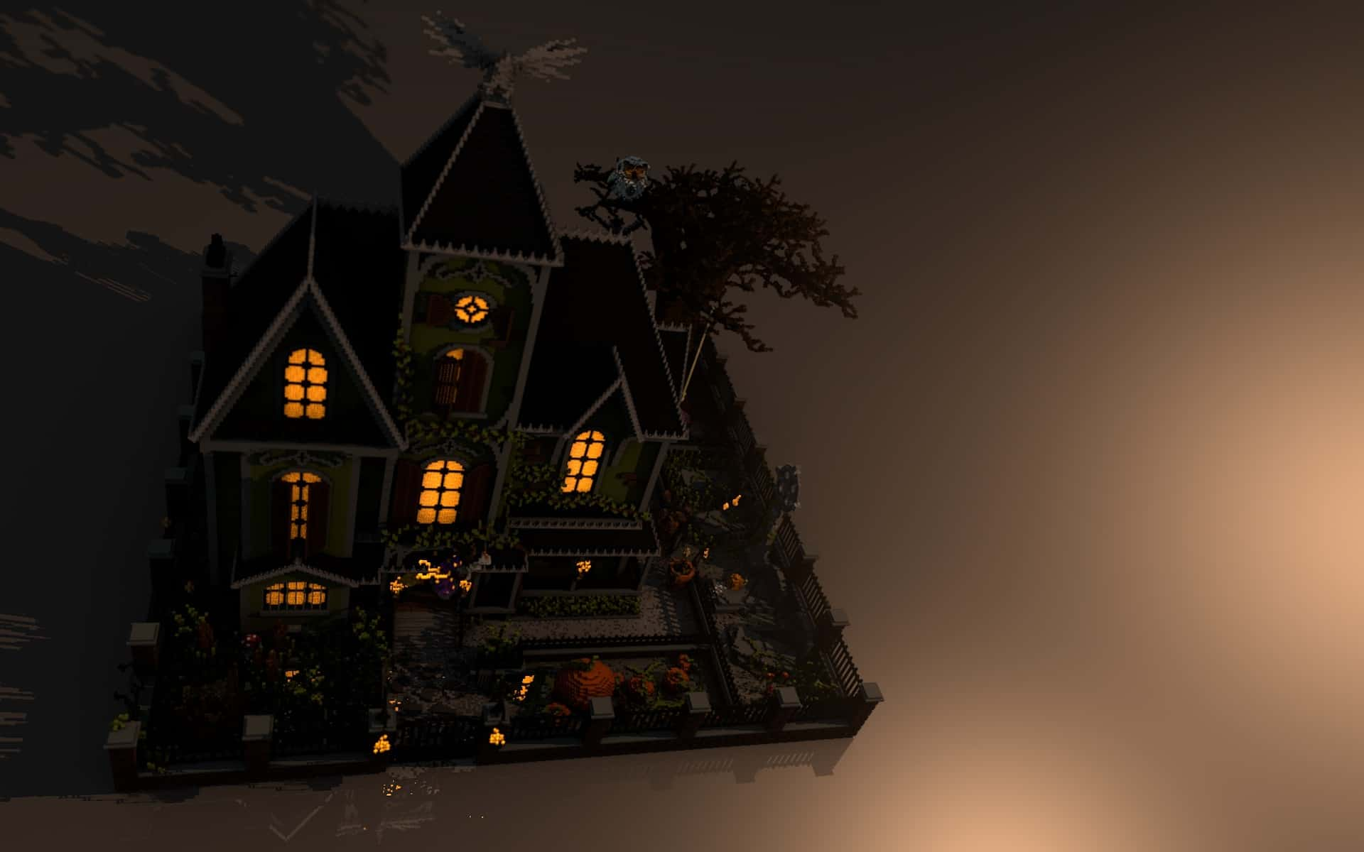 map le projet blair witch 1 8 minecraft france. Black Bedroom Furniture Sets. Home Design Ideas