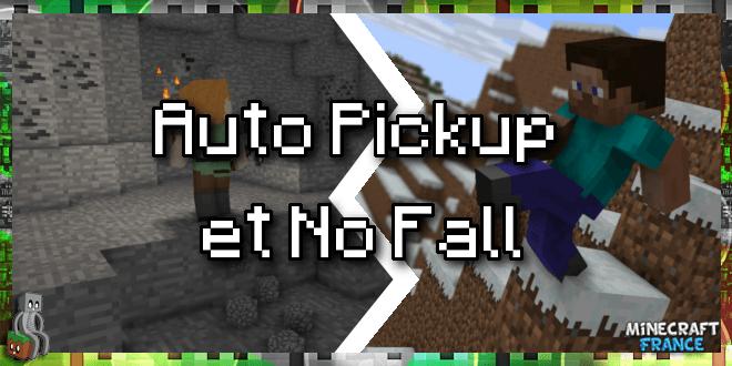 Photo of [Mods] Auto Pickup & No Fall [1.7.10 – 1.9]