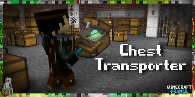 Photo of [Mod] Chest Transporter [1.7.10 – 1.12.2]