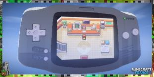 Pokemon GBA - UneV2