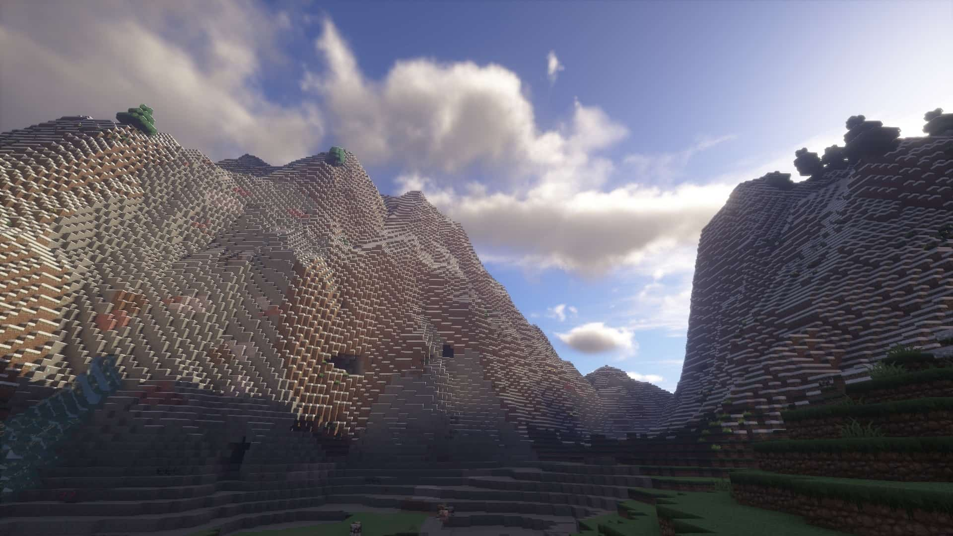 Sonic Ether's Unbelievable Shaders SEUS - 2