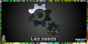 un monde Minecrarft généré par une seed