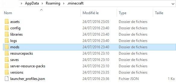 ss+(2016-07-24+at+11.41.52) [Tutoriel] Minecraft avec Forge, Optifine et un Shader [1.9 -1.10]