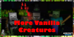 une More Vanilla Creatures