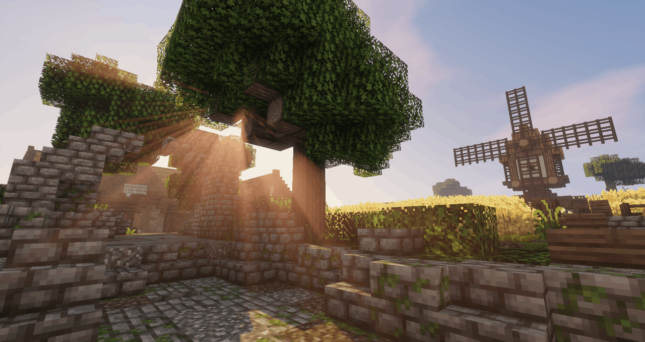 Resource Pack Excalibur 1.13 - Minecraft-France