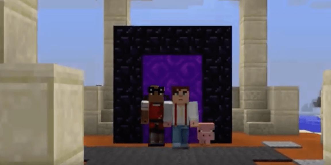 Minecraft - Story Mode - Redstonia - 1