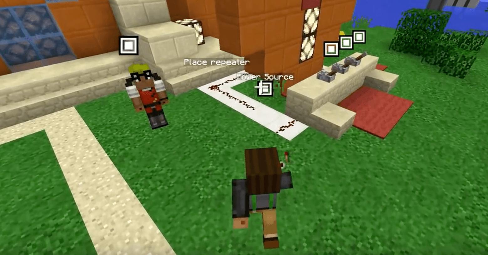 Minecraft - Story Mode - Redstonia - 5