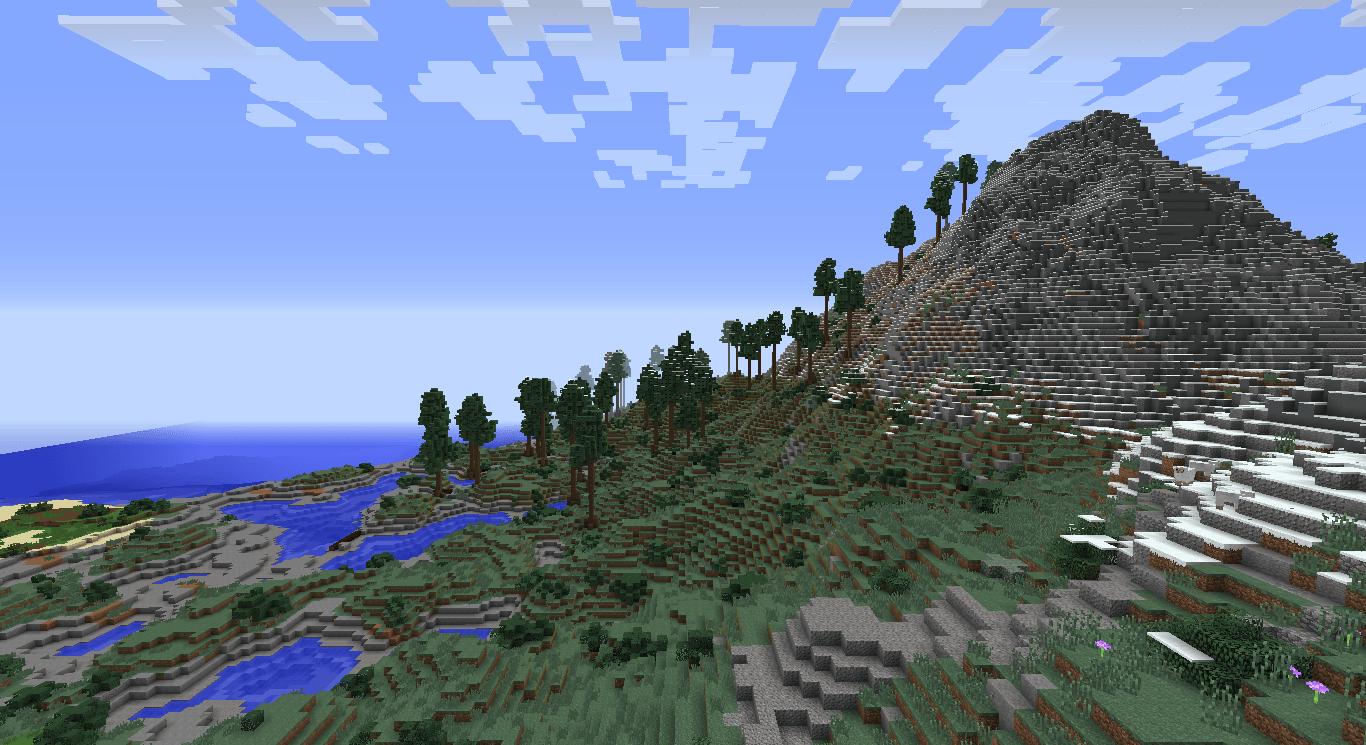 Realistic Terrain Generation - 4