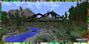 Realistic Terrain Generation - Une