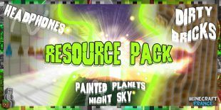 Resource Packs - Une