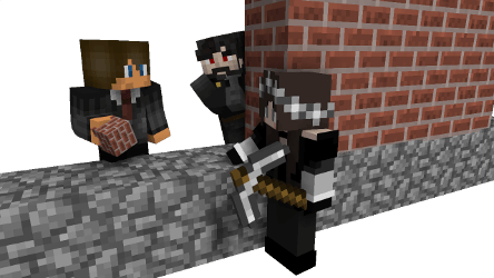Vie Minecraft - Adulte