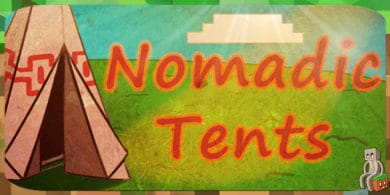 Photo of [Mod] Nomadic Tents [1.7.10 – 1.14.4]