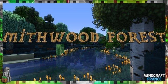 Photo of [Mod] Mithwood Forest [1.10.2]