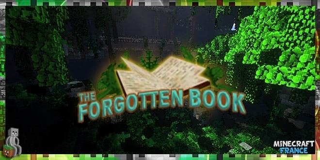 Photo of [Map] The Forgotten Book [1.10.2]