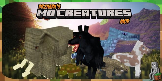 Mod] Mo' Creatures [1 7 10 - 1 12 2] - Minecraft-France