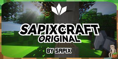 Photo of [Resource Pack] SapixCraft HD [1.7 – 1.14]