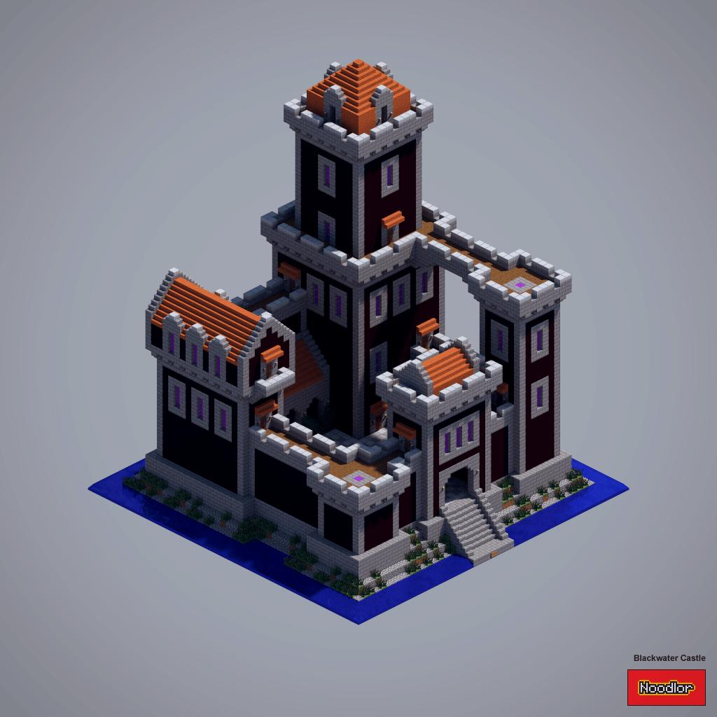 Minecraft Building Ico