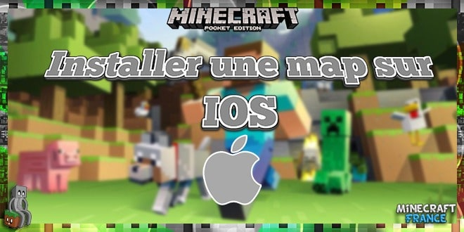Photo of [Guides – MCPE] Installer une map sur iOS