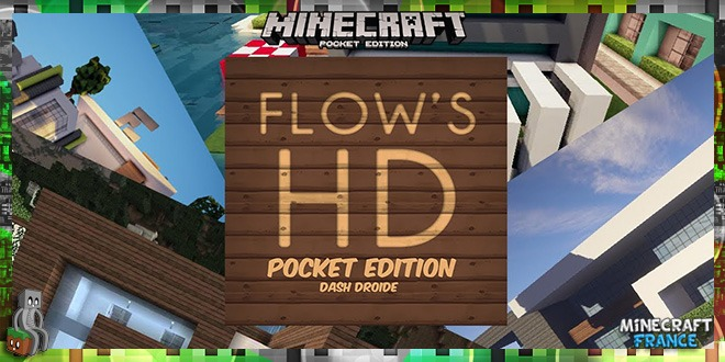 Photo of [Resource Pack PE] Flow's HD [1.0]