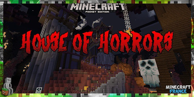Photo of [Map PE] House of Horrors [0.16.x – 1.0]