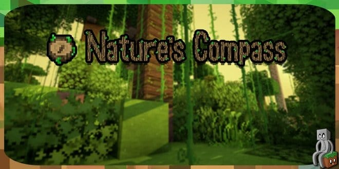 Photo of [Mod] Nature's Compass [1.7.10 – 1.15.1]