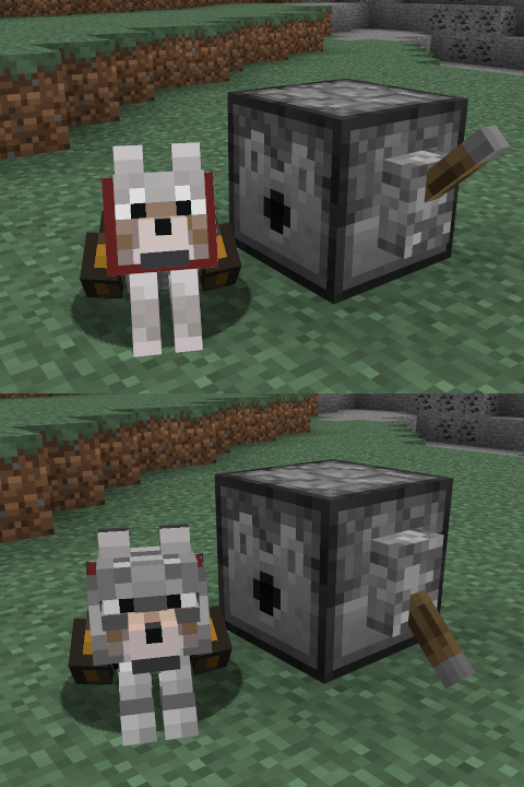 Wolf Armor & Storge