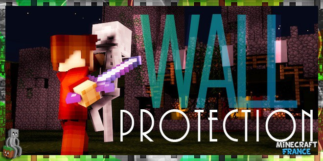 Photo of [Map] Wall Protection [1.11.2]