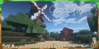 Photo of [Resource Pack] Ozocraft [1.7 – 1.14]