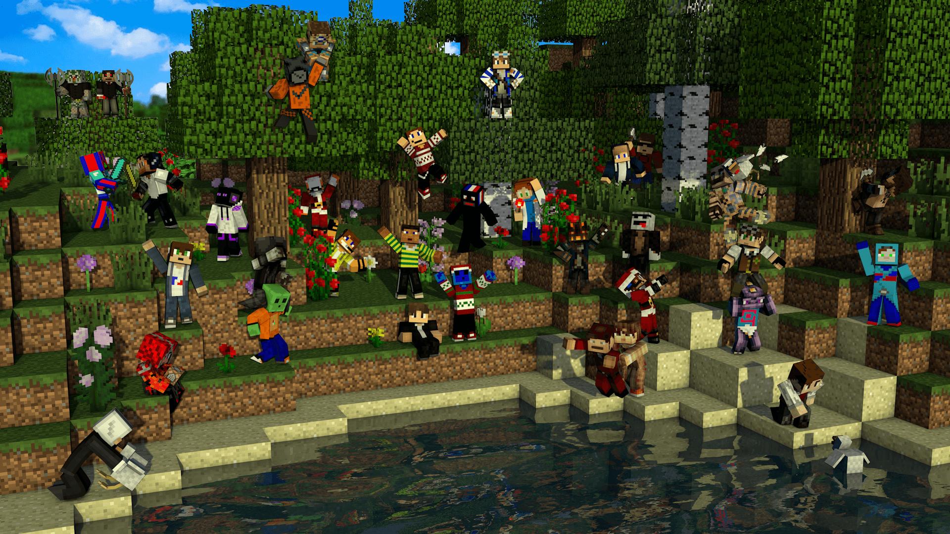 UHC Minecraft-France par Erywarn