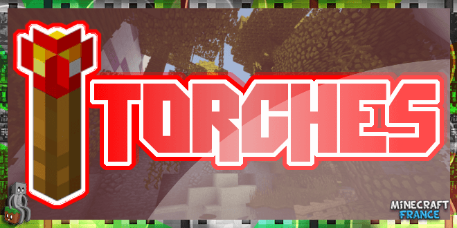 Photo of [Map] Torches [1.10.2]
