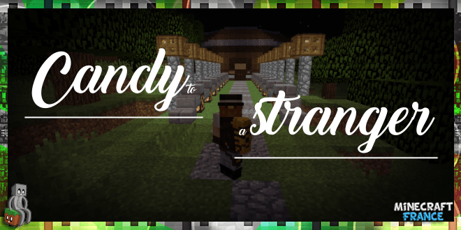 Photo of [Map] Candy to a stranger [1.10.2]