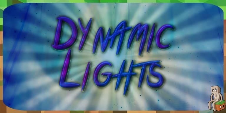 Mod Dynamic Lights 1710 1112 Minecraft France