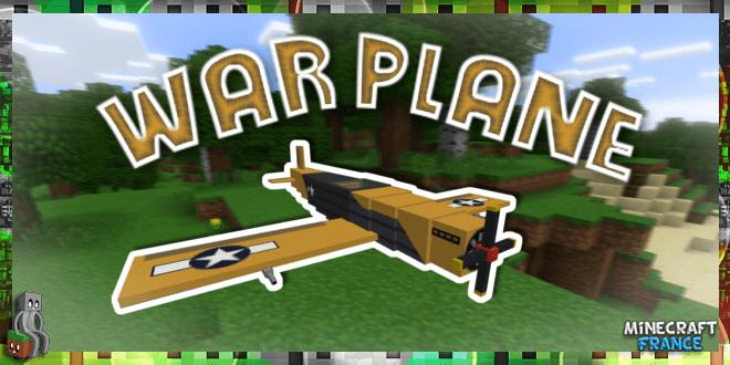 Photo of [Mod PE] War Plane [0.16 – 1.0]