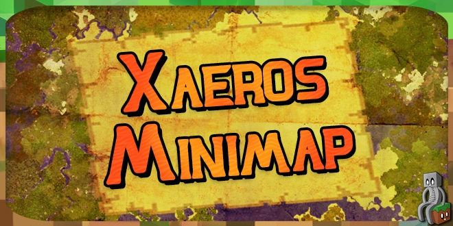Photo of [Mod] Xaero's Minimap [1.7.10 – 1.15.1]