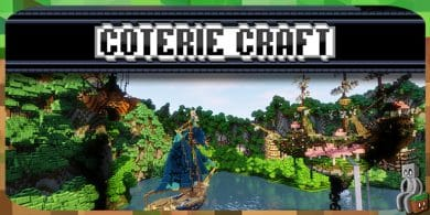 Photo of [Resource Pack] Coterie Craft [1.7 – 1.15]