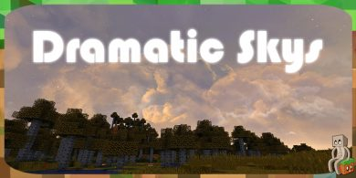 Photo of [Resource Pack] Dramatic Skys [1.8 – 1.16]