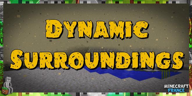 Photo of [Mod] Dynamic Surroundings [1.7.10 – 1.12.2]