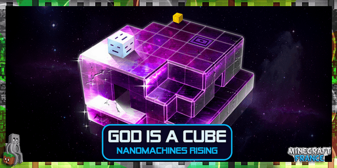 Photo of [Découverte] God is a Cube