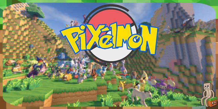 Mod : Pixelmon [1.12.2]